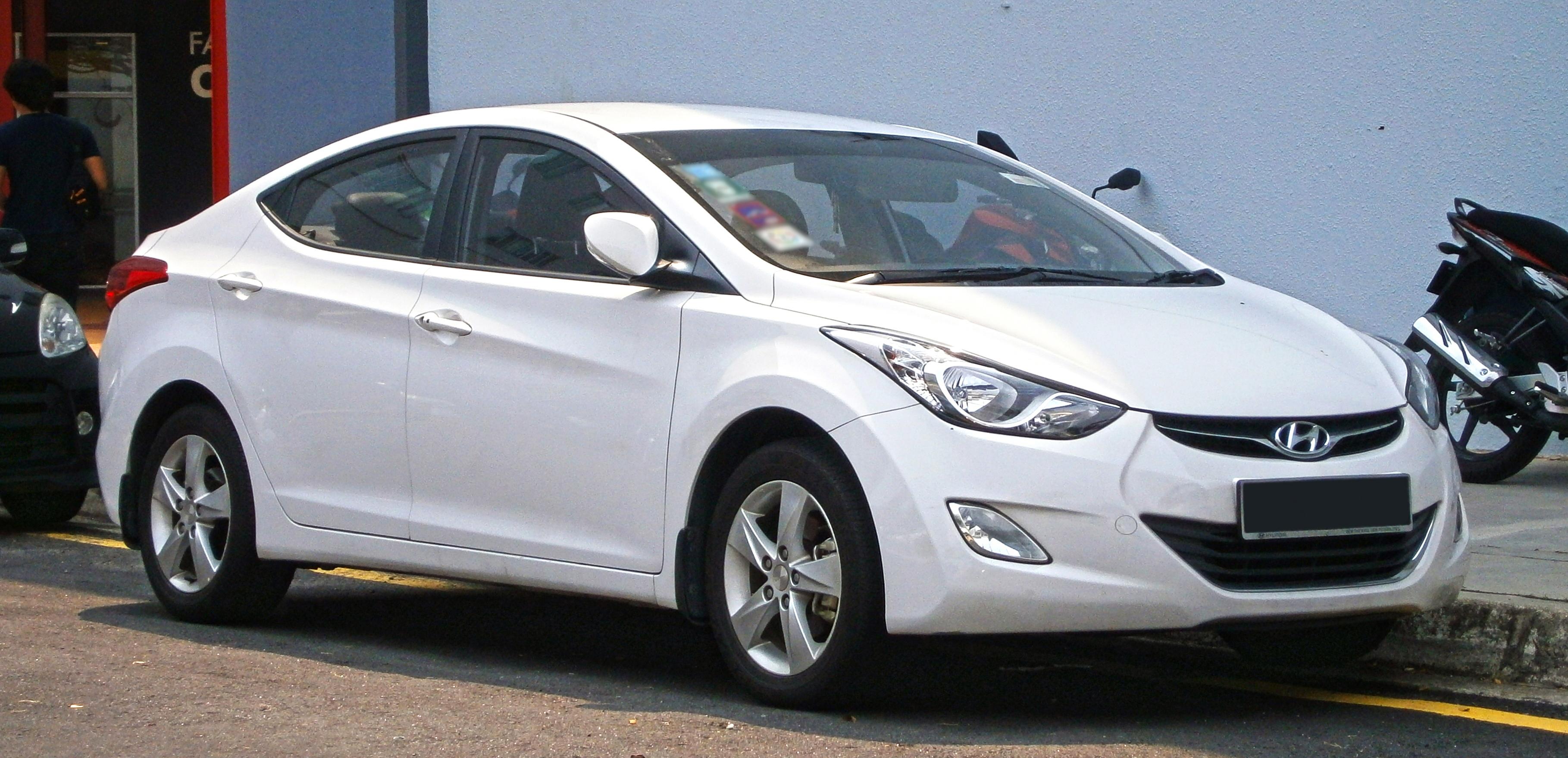 File 2013 Inokom Hyundai Elantra 1 6 Gls Standard Or