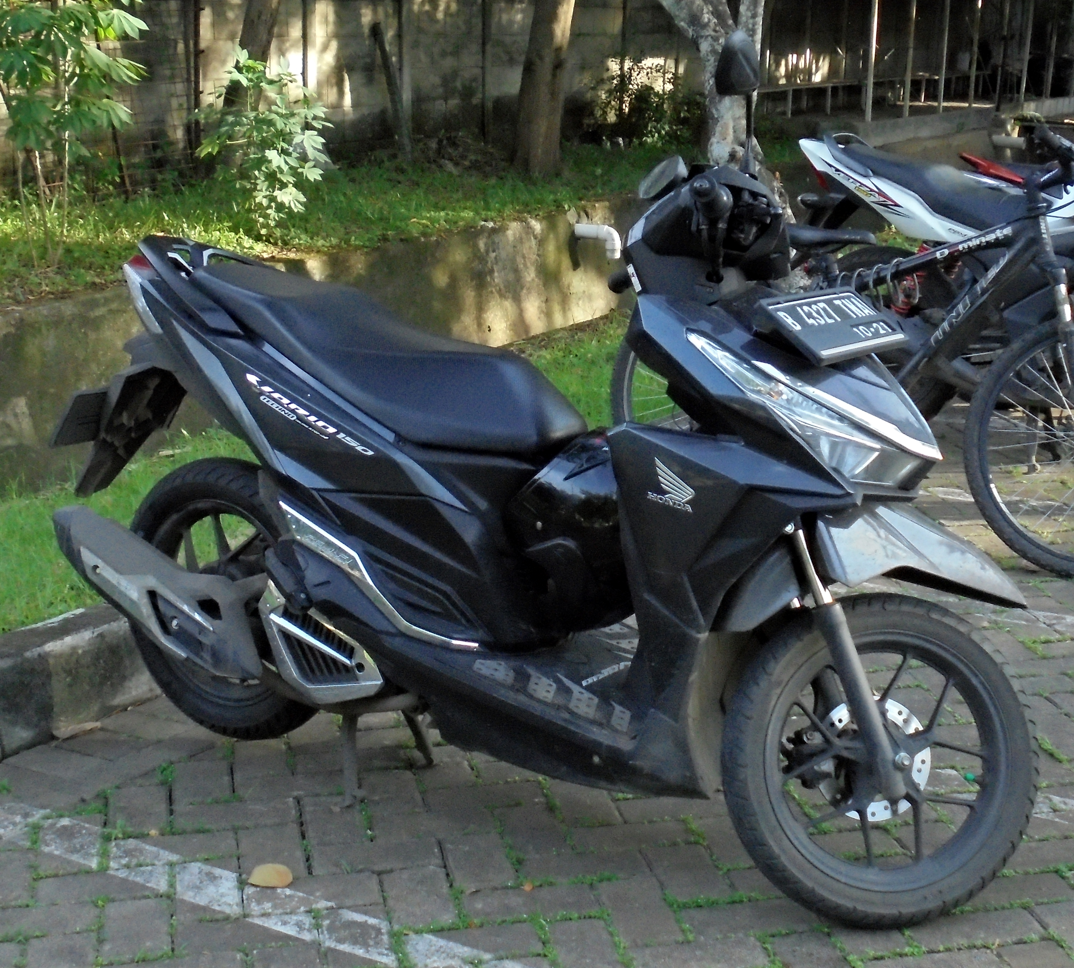 Berkas 2016 Honda Vario 150 12 20 2018 South Tangerang