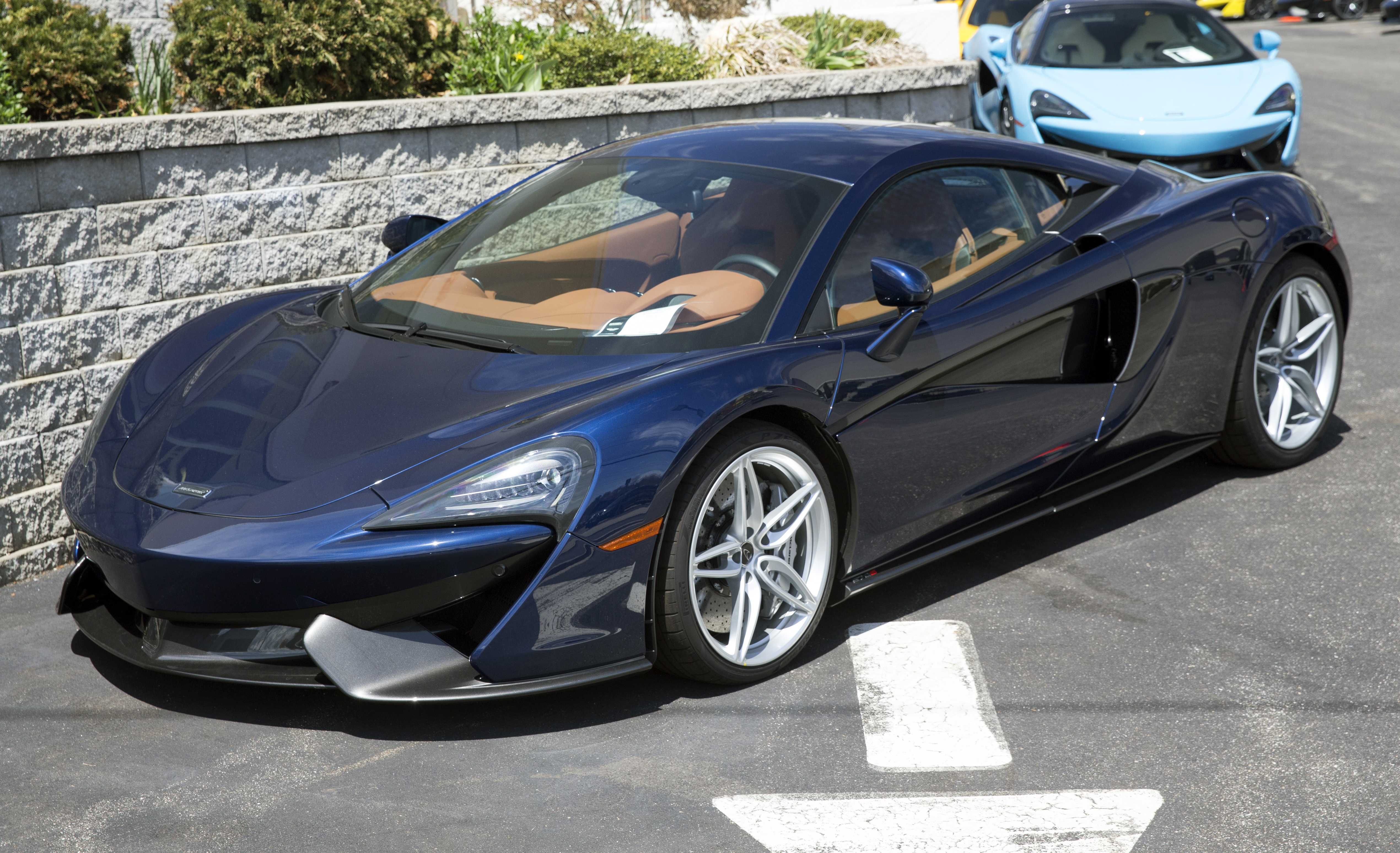 2020 McLaren 570S Coupe Concept