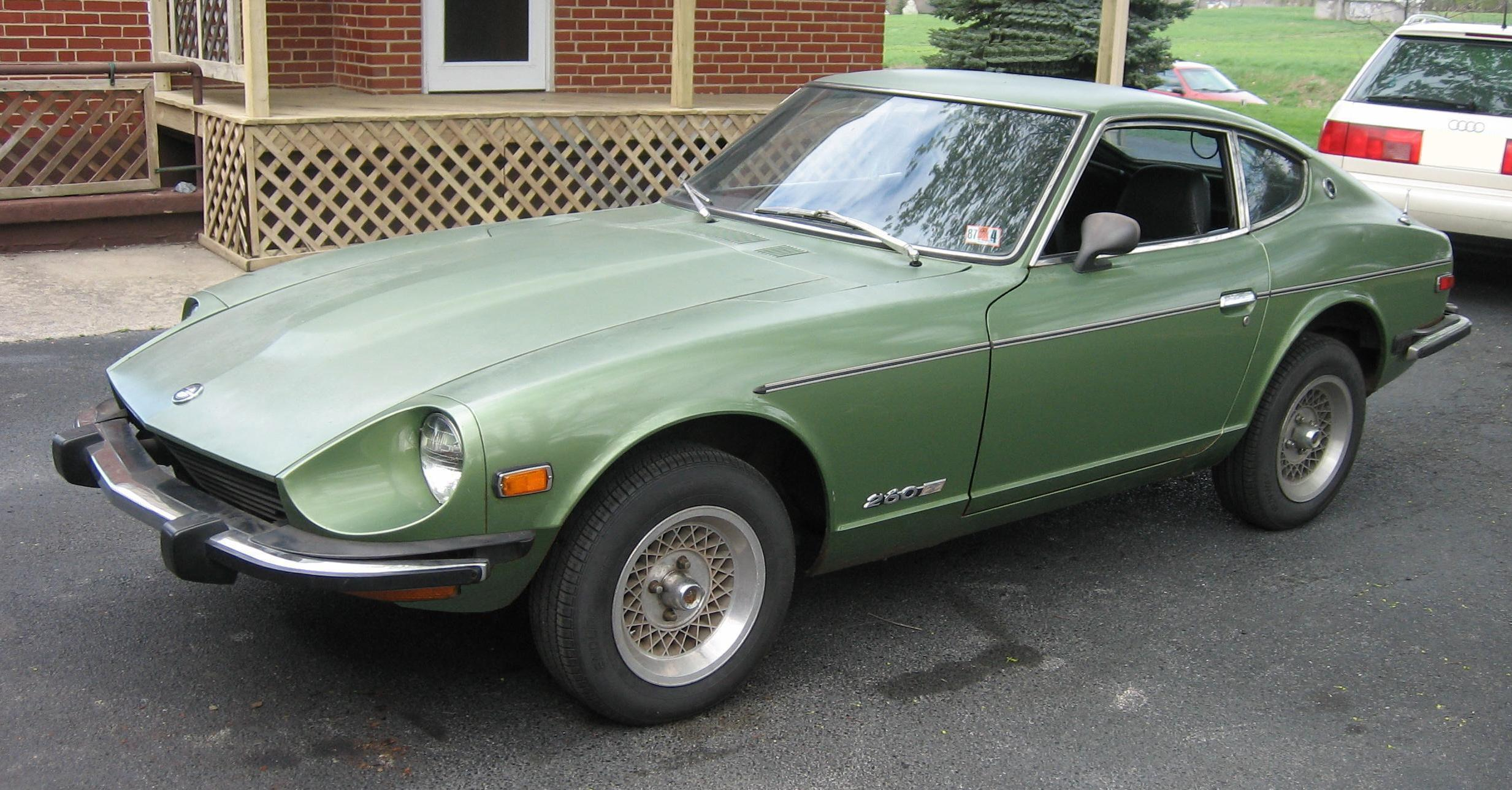 Nissan 240z Wikipedia >> File:260z.JPG - Wikimedia Commons