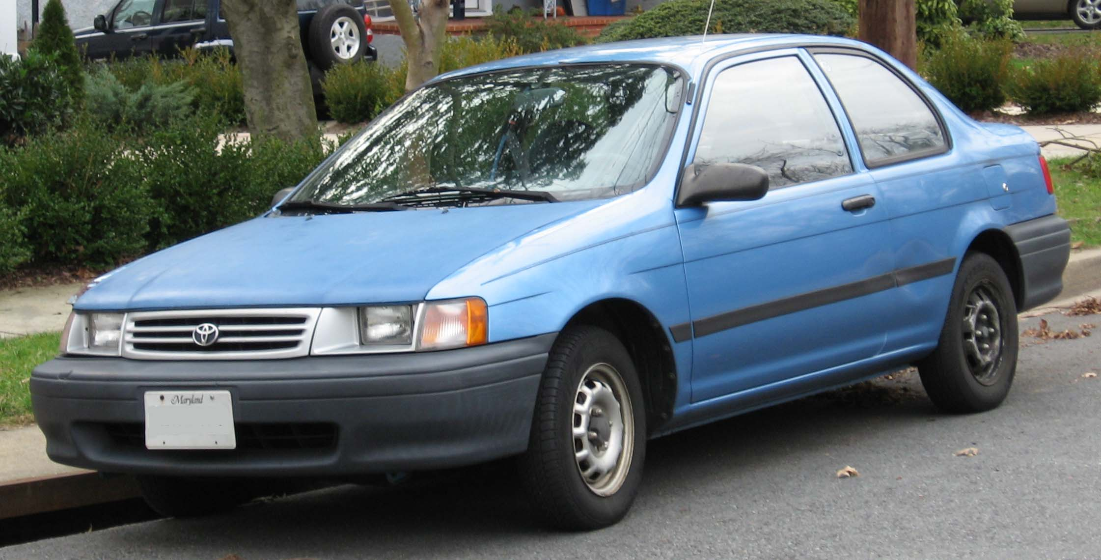 File 4th Toyota Tercel Coupe Jpg Wikimedia Commons