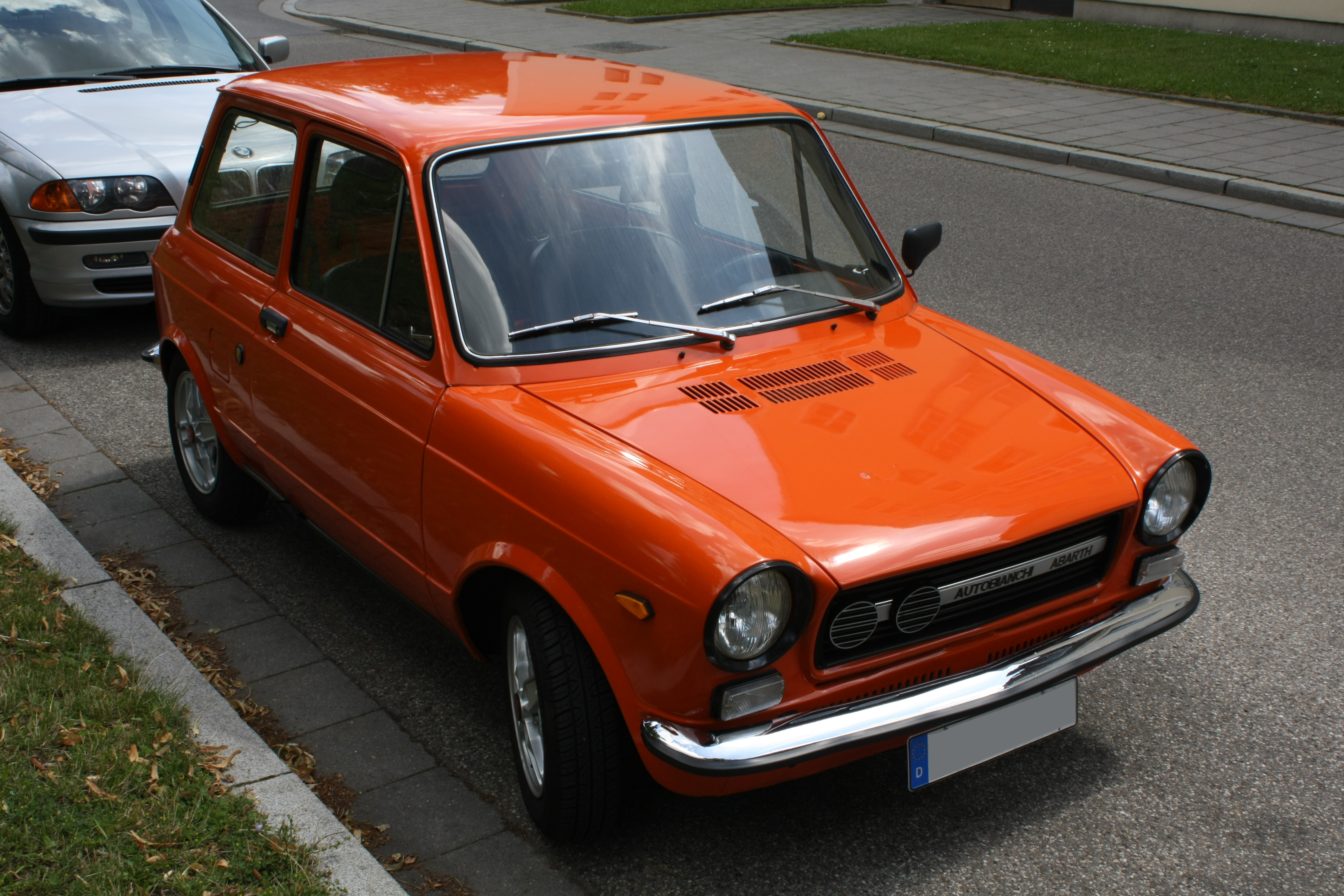 File:Abarth Autobianchi A112 Front.jpg