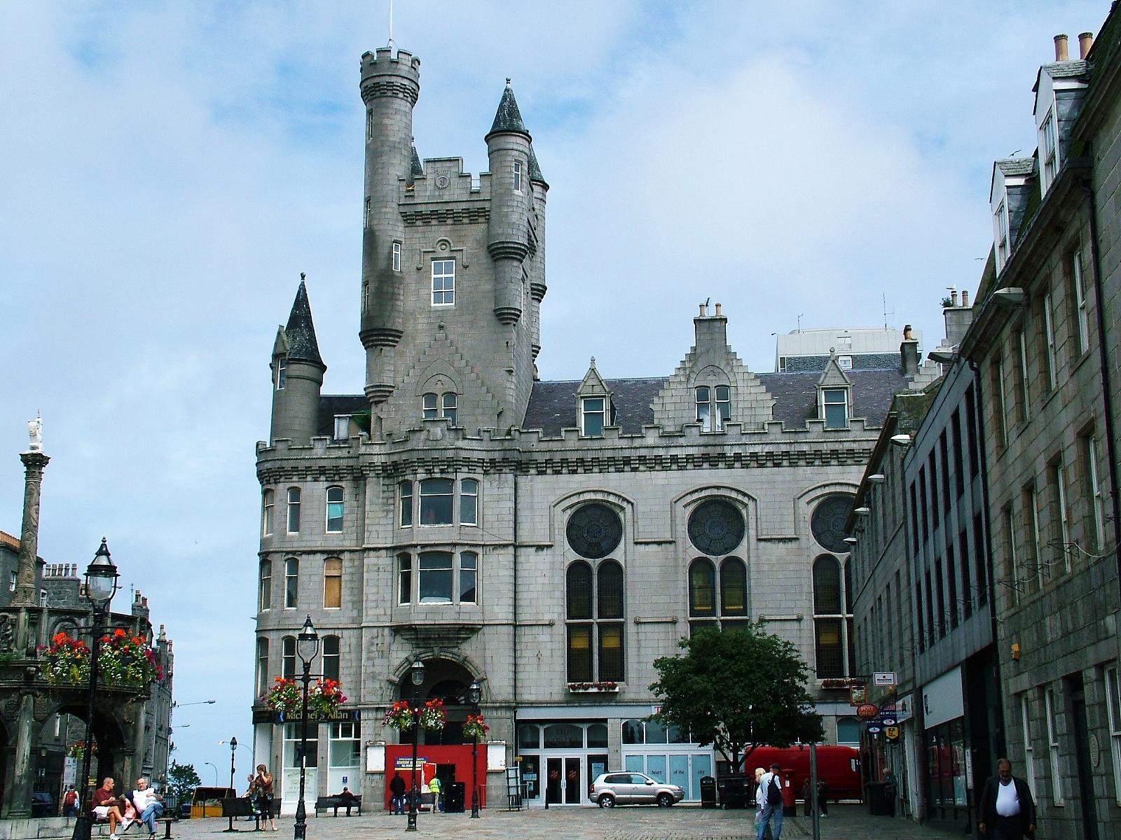 Aberdeenshie Council Building Control Stonehaven