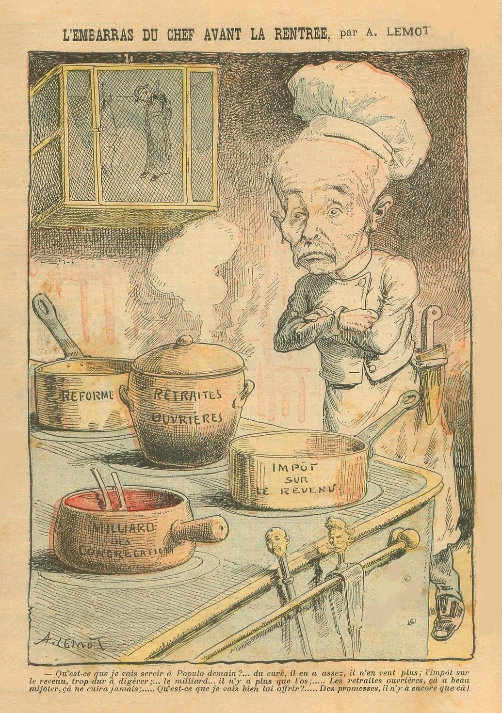 Fileachille Lemot Lembarras Du Chef Avant La Rentréejpg