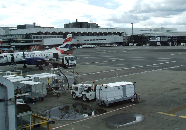 Glasgow Airport Car Rental Postcode