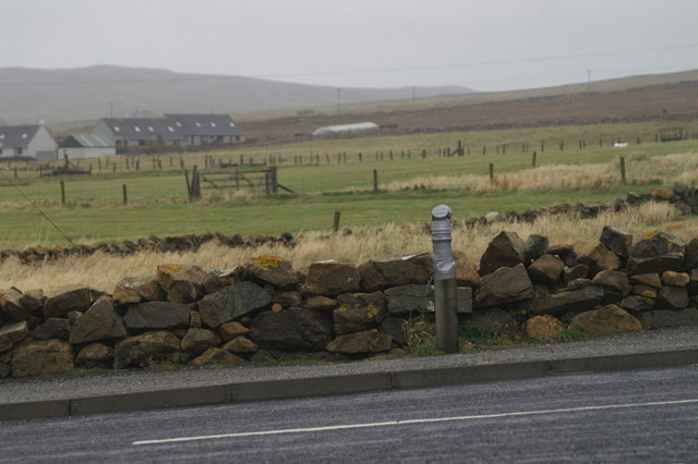 File:Almost as predicted, Baltasound - geograph.org.uk - 1549326.jpg
