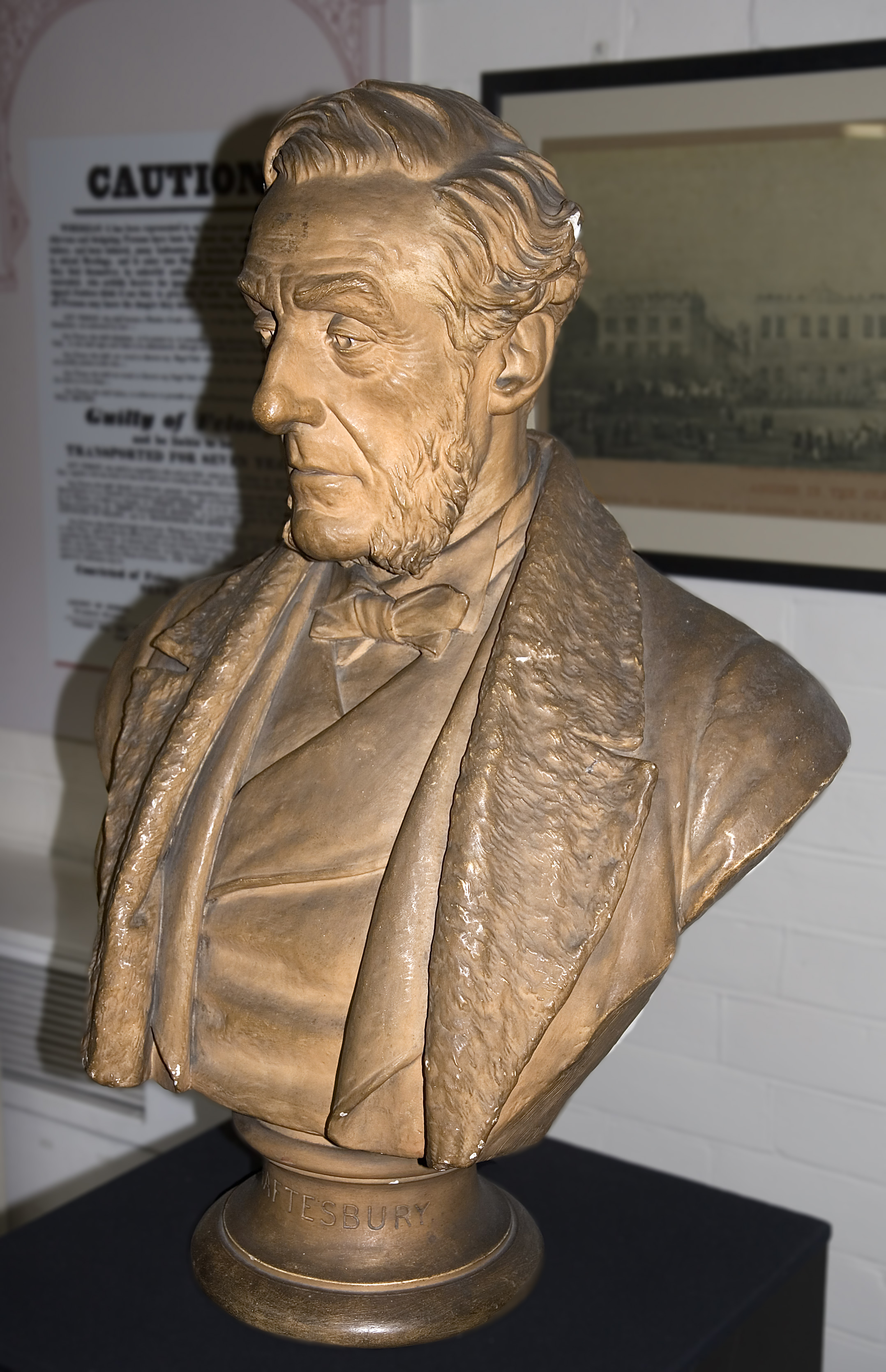 File Anthony Ashley Cooper bust Wikimedia mons