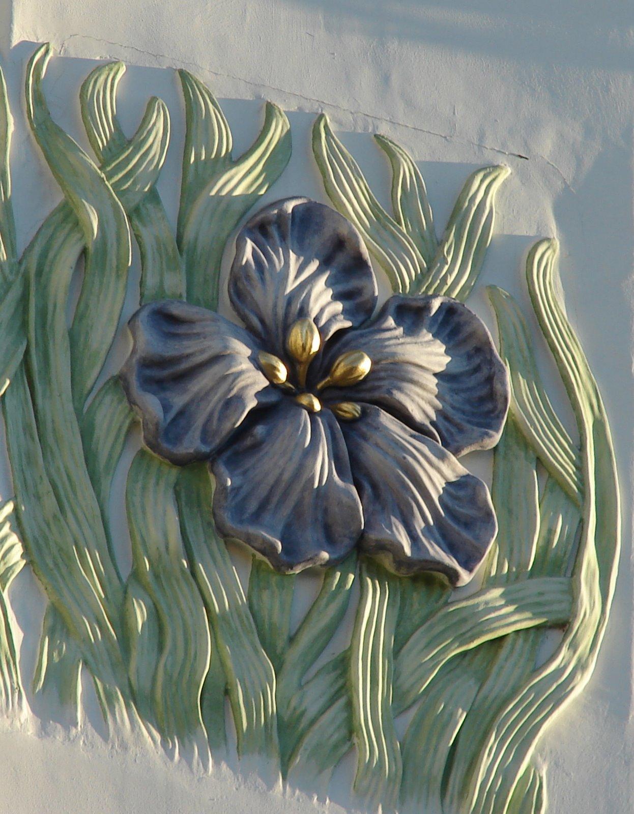 Art Nouveau Flowers Design Source Books