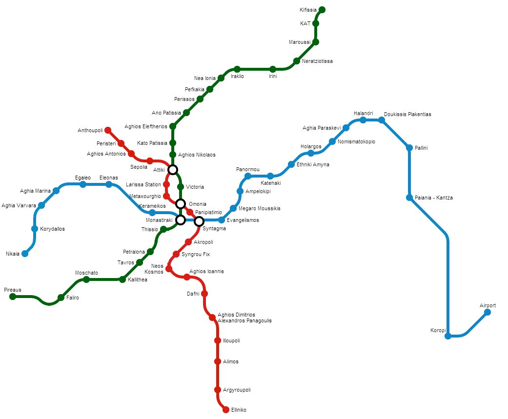 Athens Subway Map.File Athens Metro Map Png Wikimedia Commons