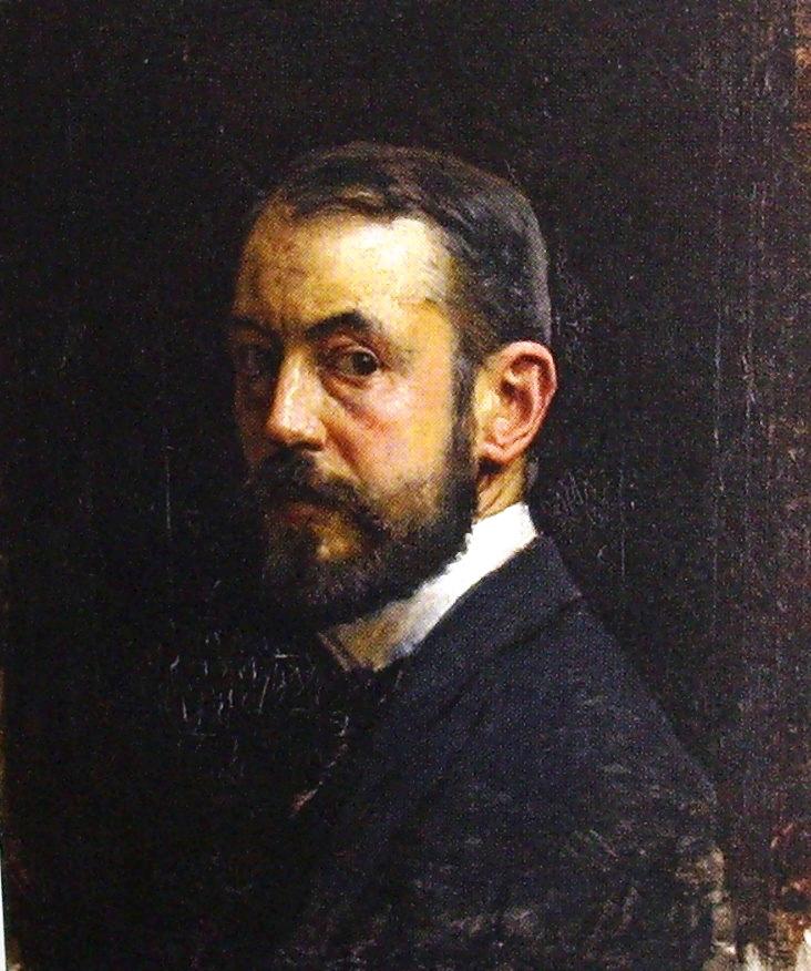 Pintor Moreno Carbonero  D Ville  Madrid Espagne