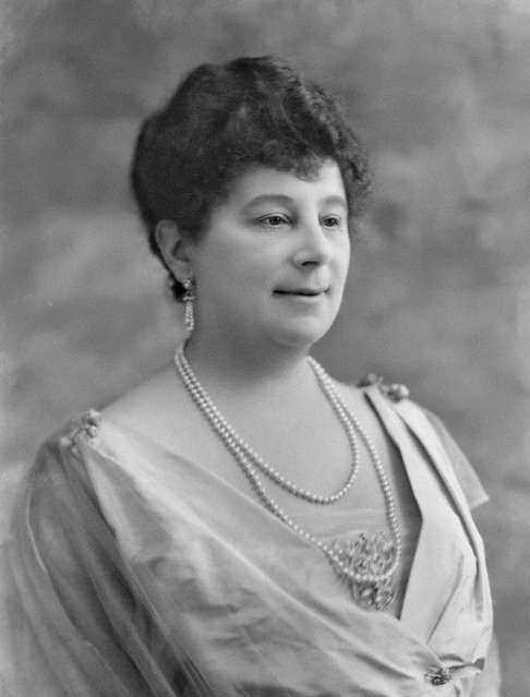 Baroness Emmuska Orczy. Photo courtesy of Wikipedia