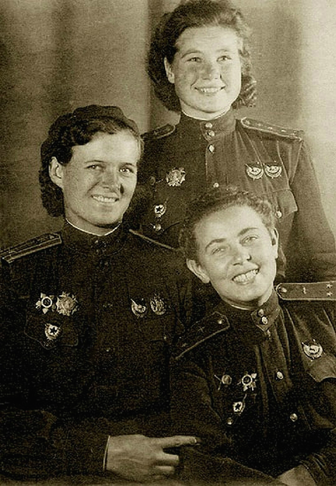46й гвардейский ночной бомбардировочный авиационный полк