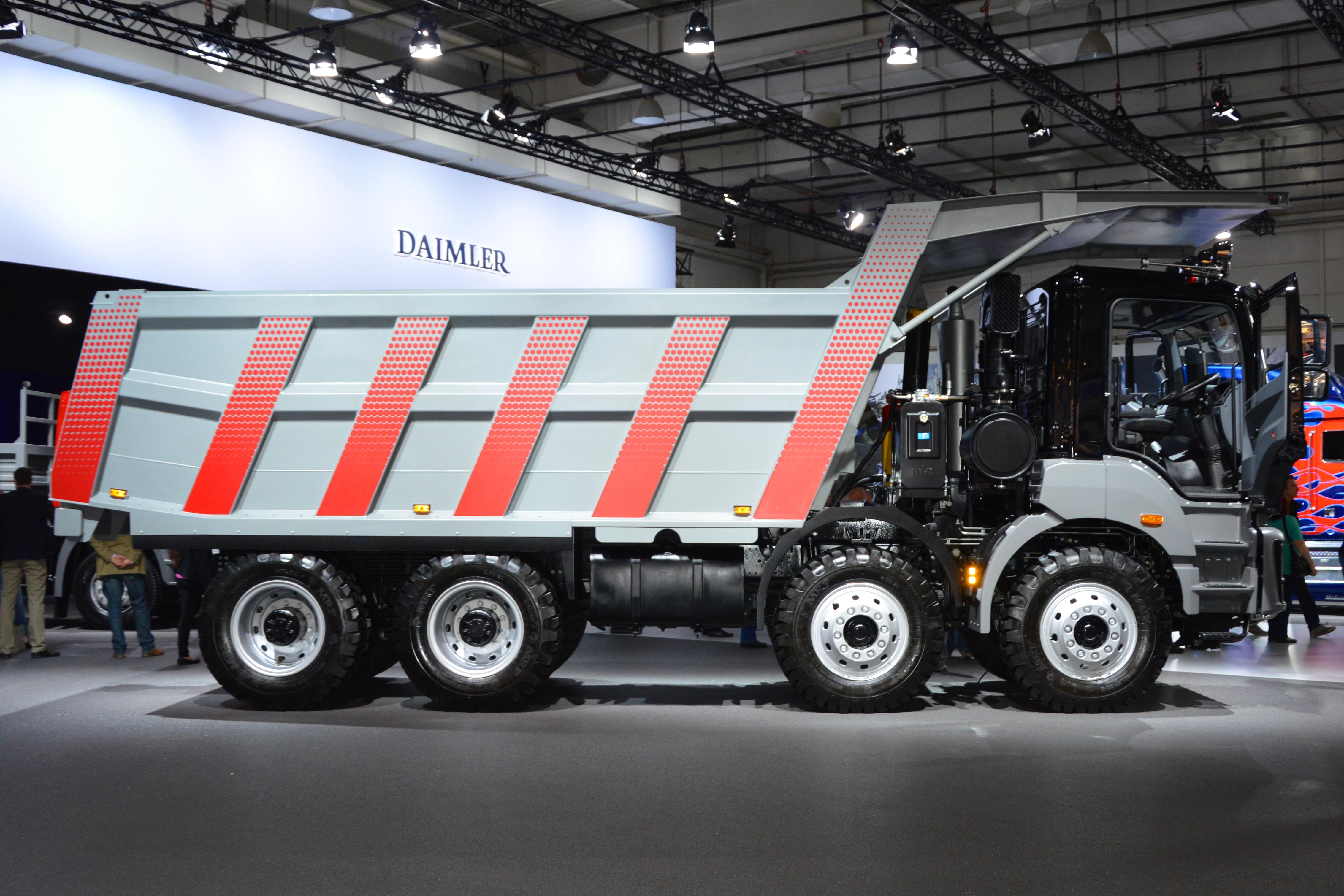 bharatbenz truck  BharatBenz_3143_Mining_truck._Spielvogel_7