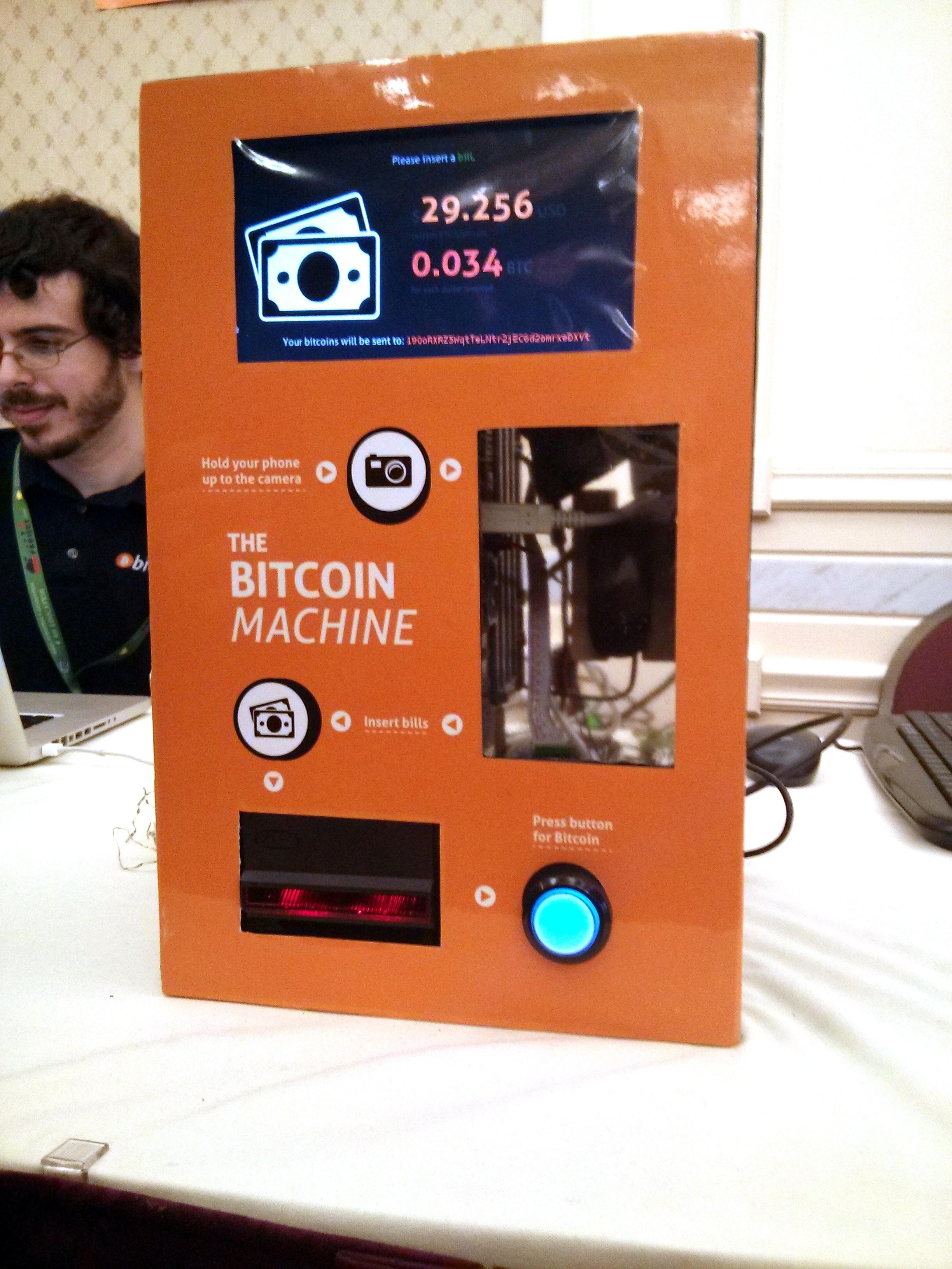 Canada Bitcoin ATM