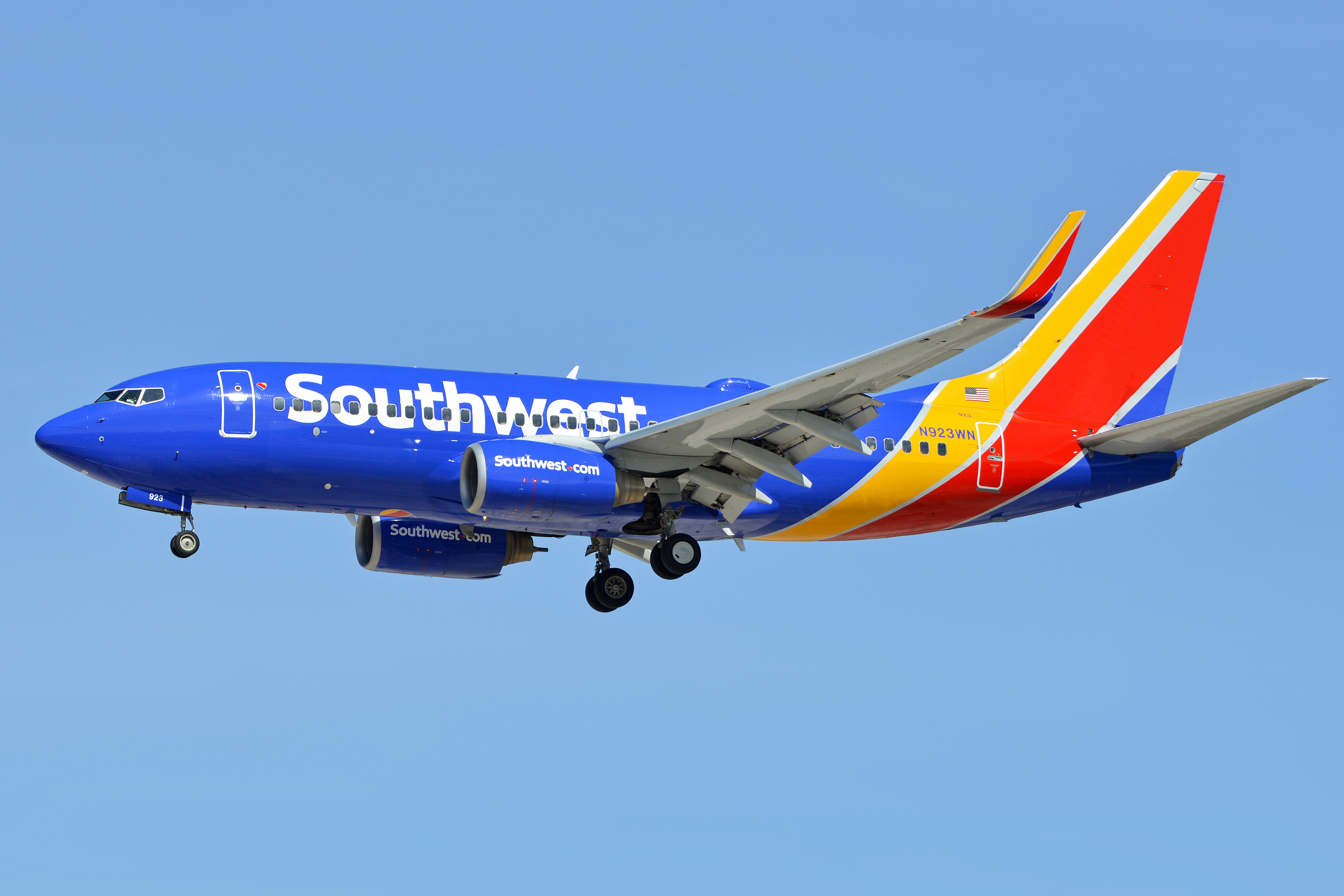 América Fora de Aerovia: Southwest Airlines, a mãe das low-costs