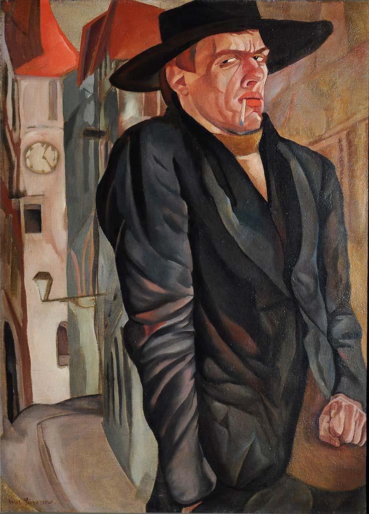 Boris Grigoriev - self-portrait.jpg