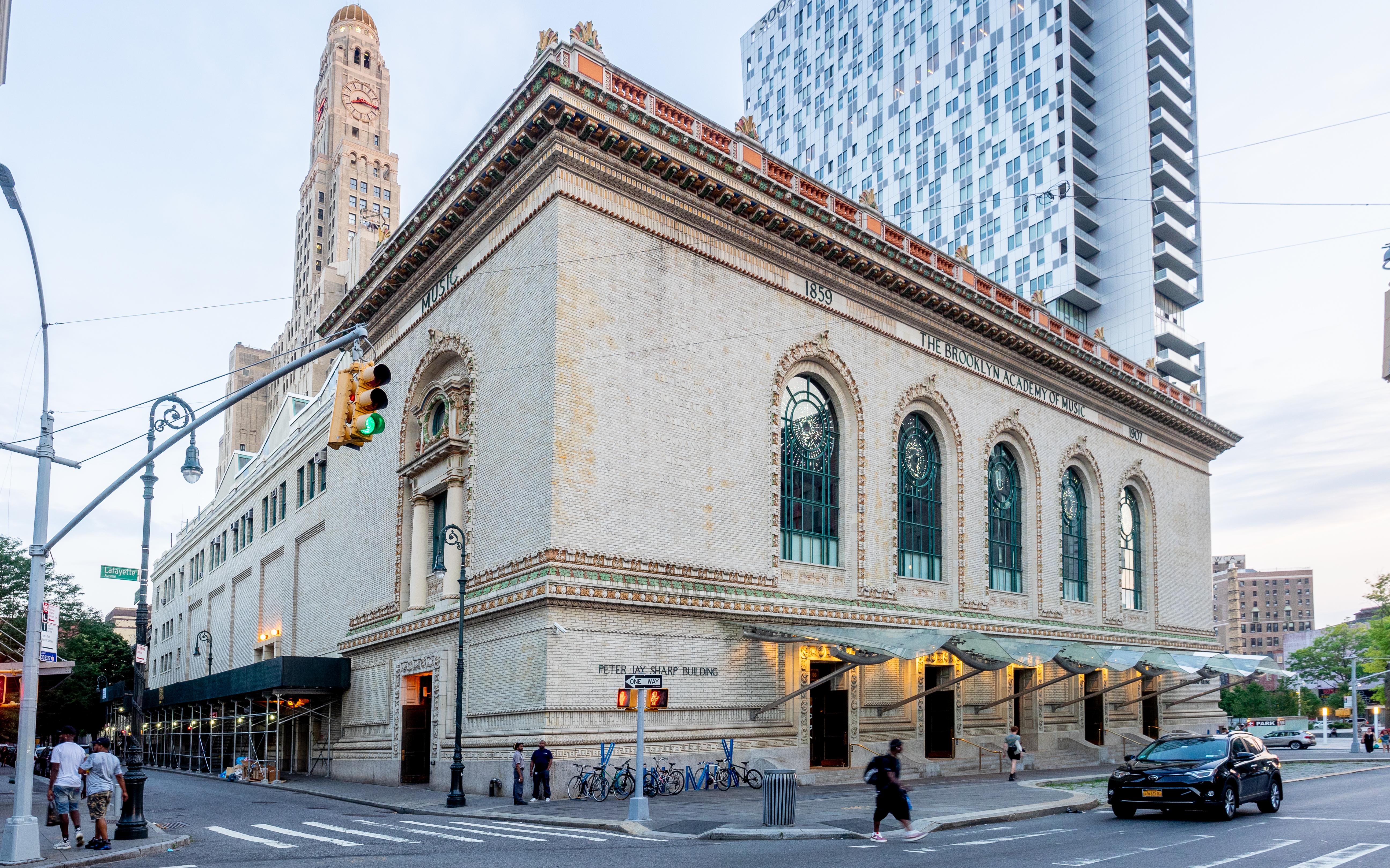 Brooklyn Academy Of Music Wikipedia