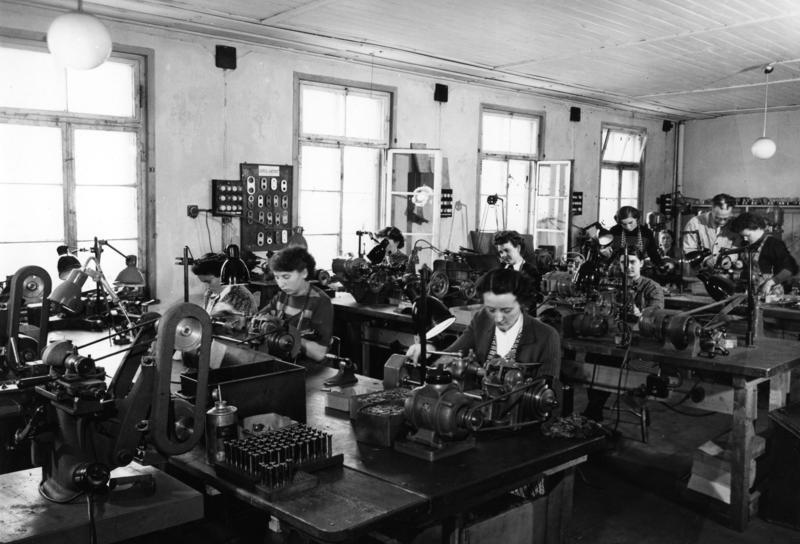 Bundesarchiv B 145 Bild-P007332, Furtwangen, Badische Uhrenfabrik
