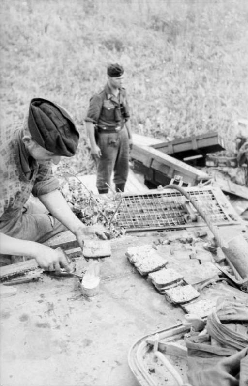 gewehr munition partisan