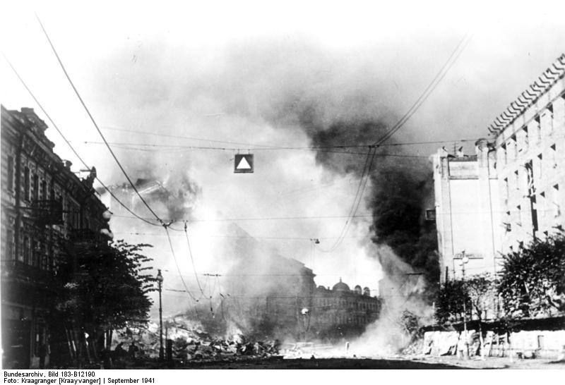 Battle Of Kiev 1941 Wikipedia