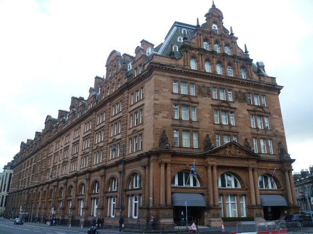 Waldorf Astoria Edinburgh The Caledonian Wikipedia