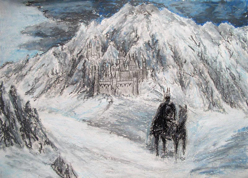 Depiction of Angmar