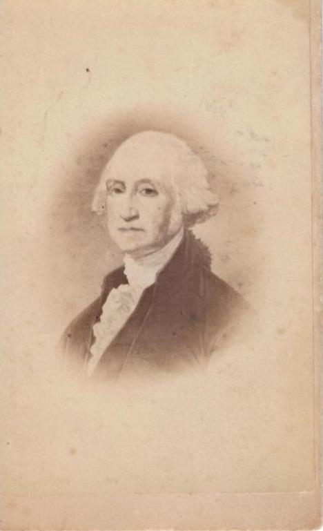 FileCarte De Visite President George Washington