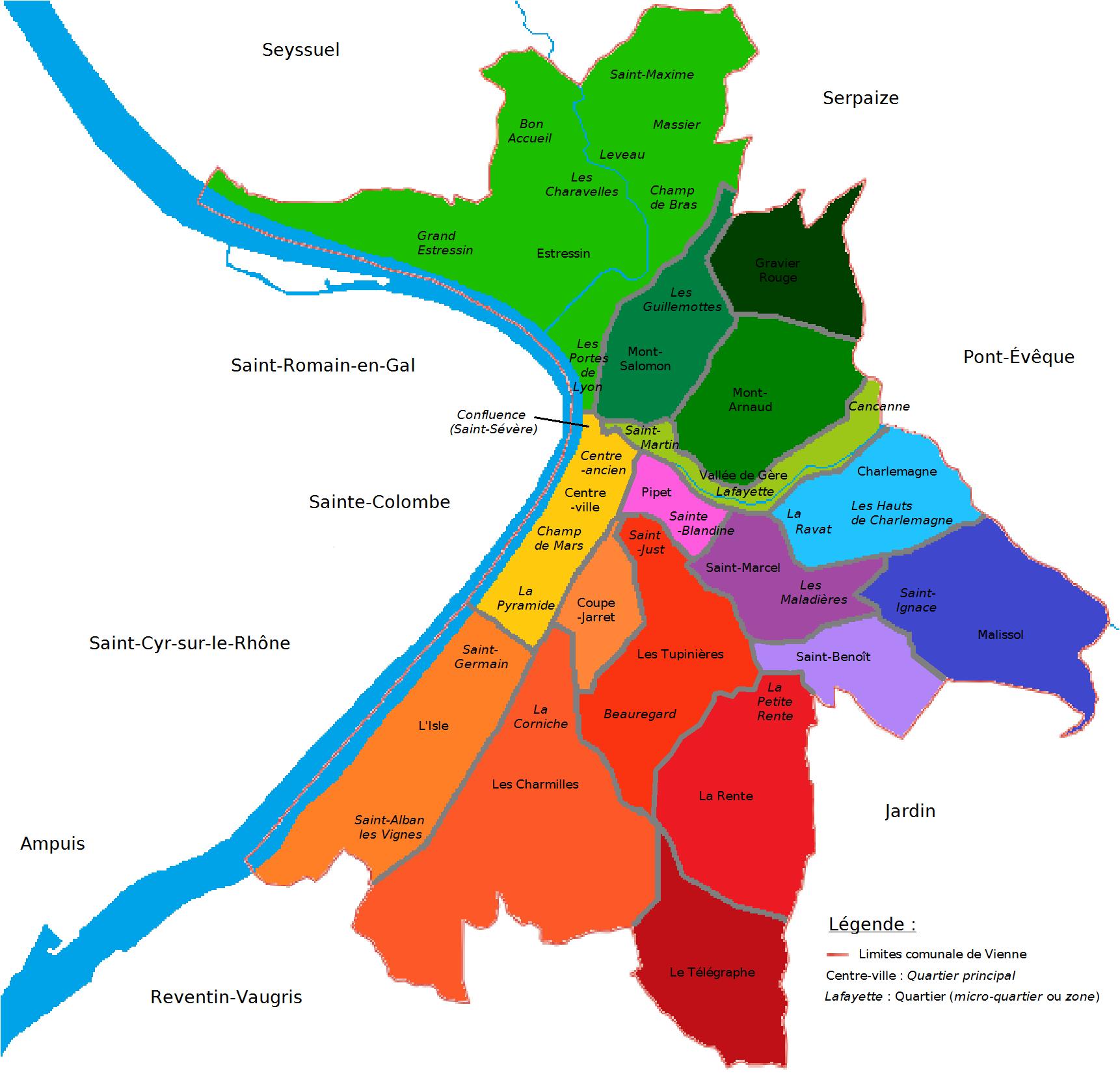 File:Carte des quartiers de Vienne.png - Wikimedia Commons