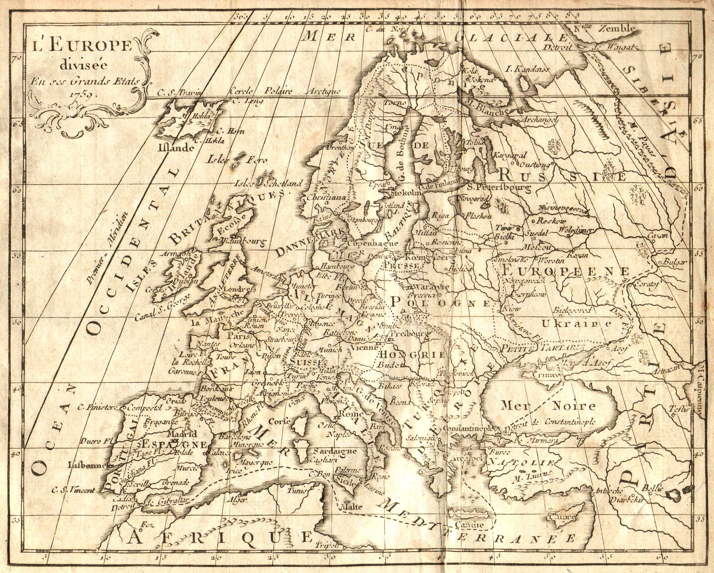File:Carte europe 1763.   Wikimedia Commons