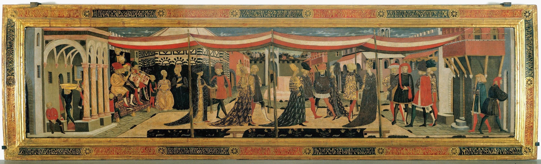 Femmes des ann�es 1480