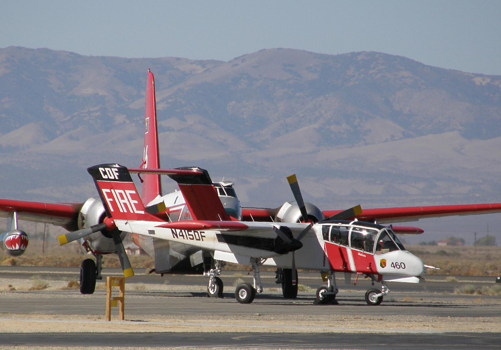 Air Attack Plane Air Attack 460 at Fox Field