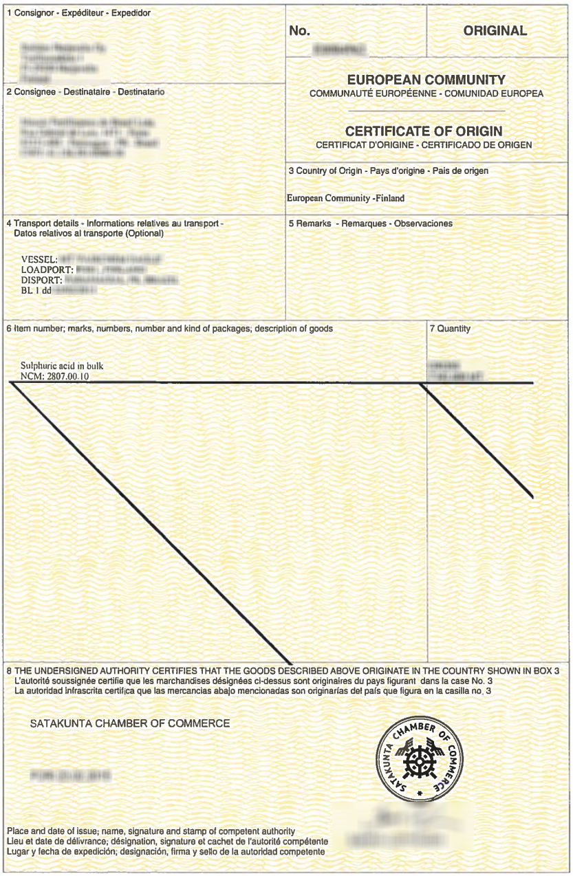 File:Certificate Of Origin (COO)   Finland (EU).png  Certificate Of Origin Templates