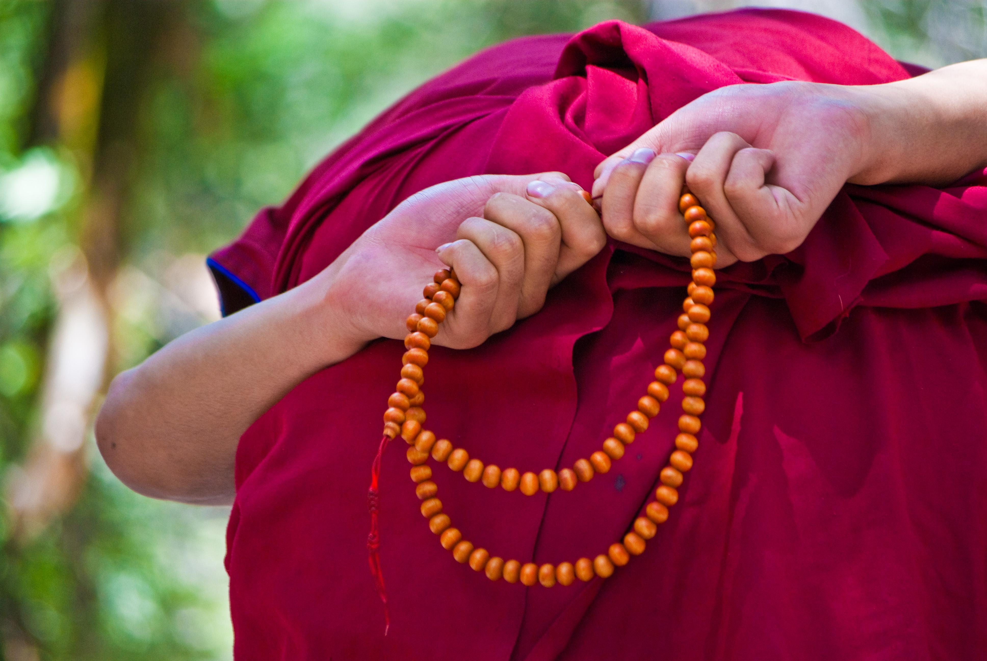 Images de Bienêtre - Page 2 Chapelet_bouddhiste