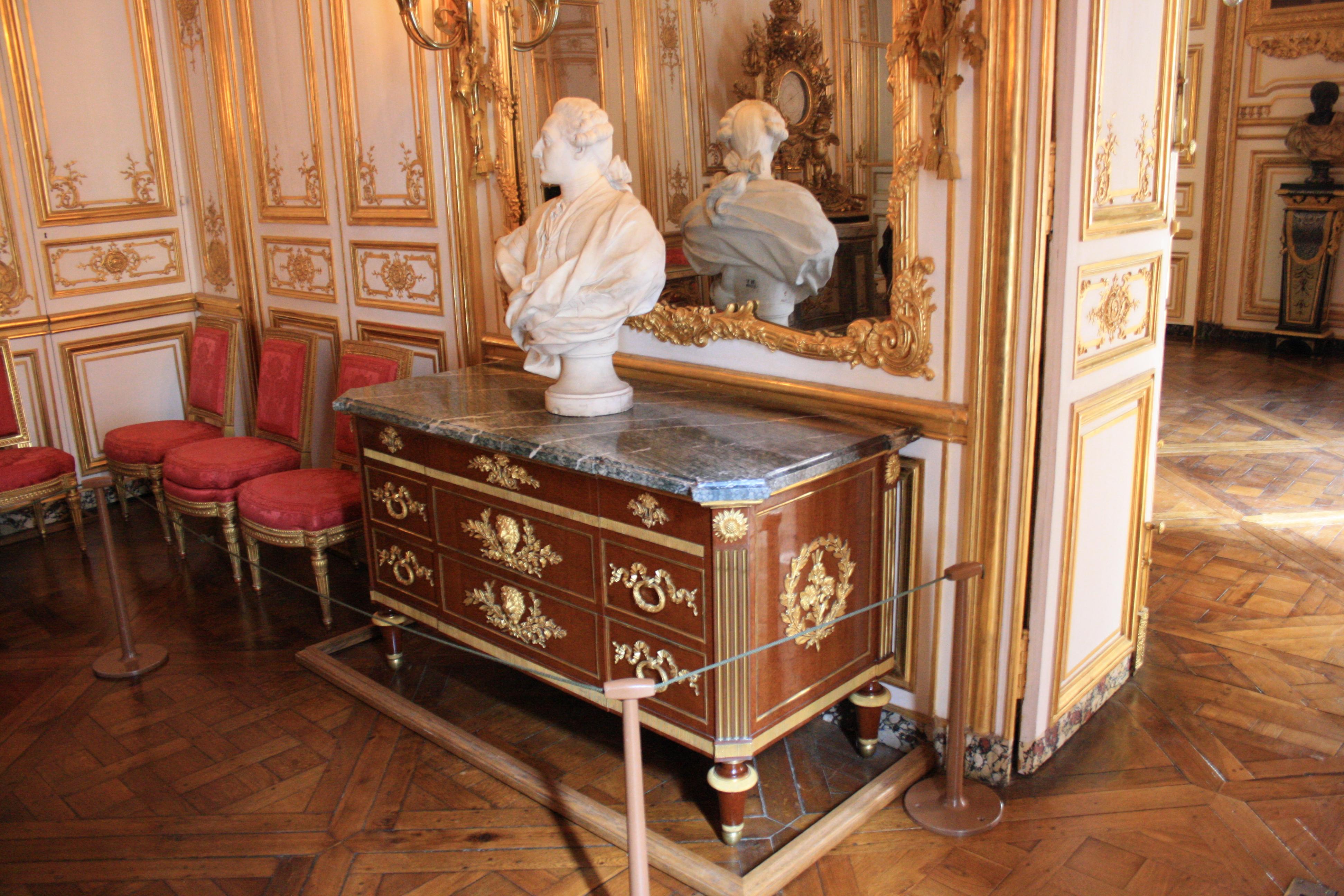 FileChateau De Versailles Petit Appartement Du Roi 017