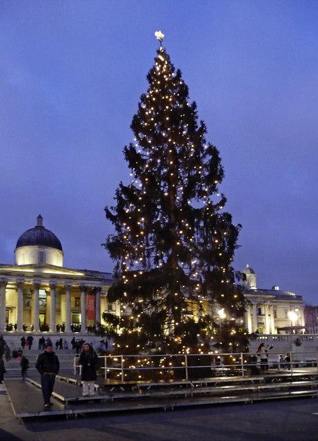 Christmas History Uk