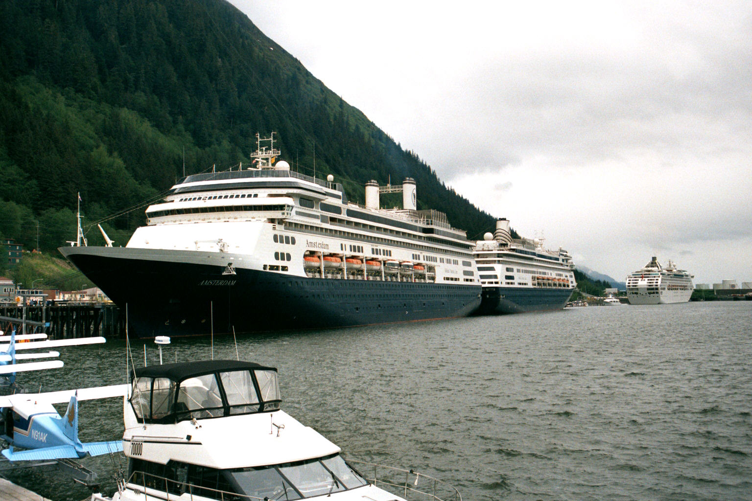 FileCruise Ships In Juneau Alaskajpg  Wikipedia The