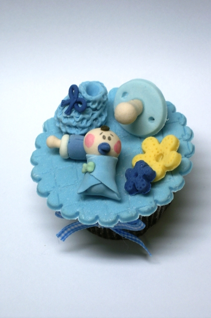 Baby Bootie Cake Pictures