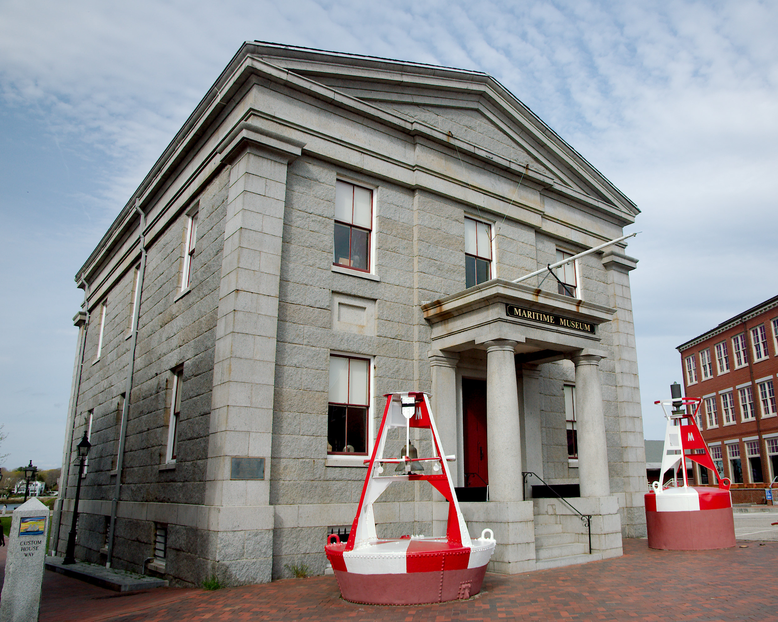 File Custom House Maritime Museum Jpg Wikipedia