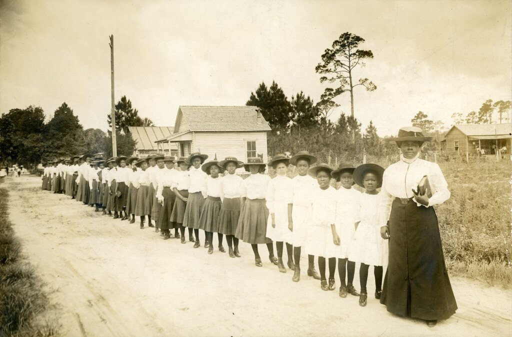 Literary and Industrial Training School for Negro Girls in Daytona