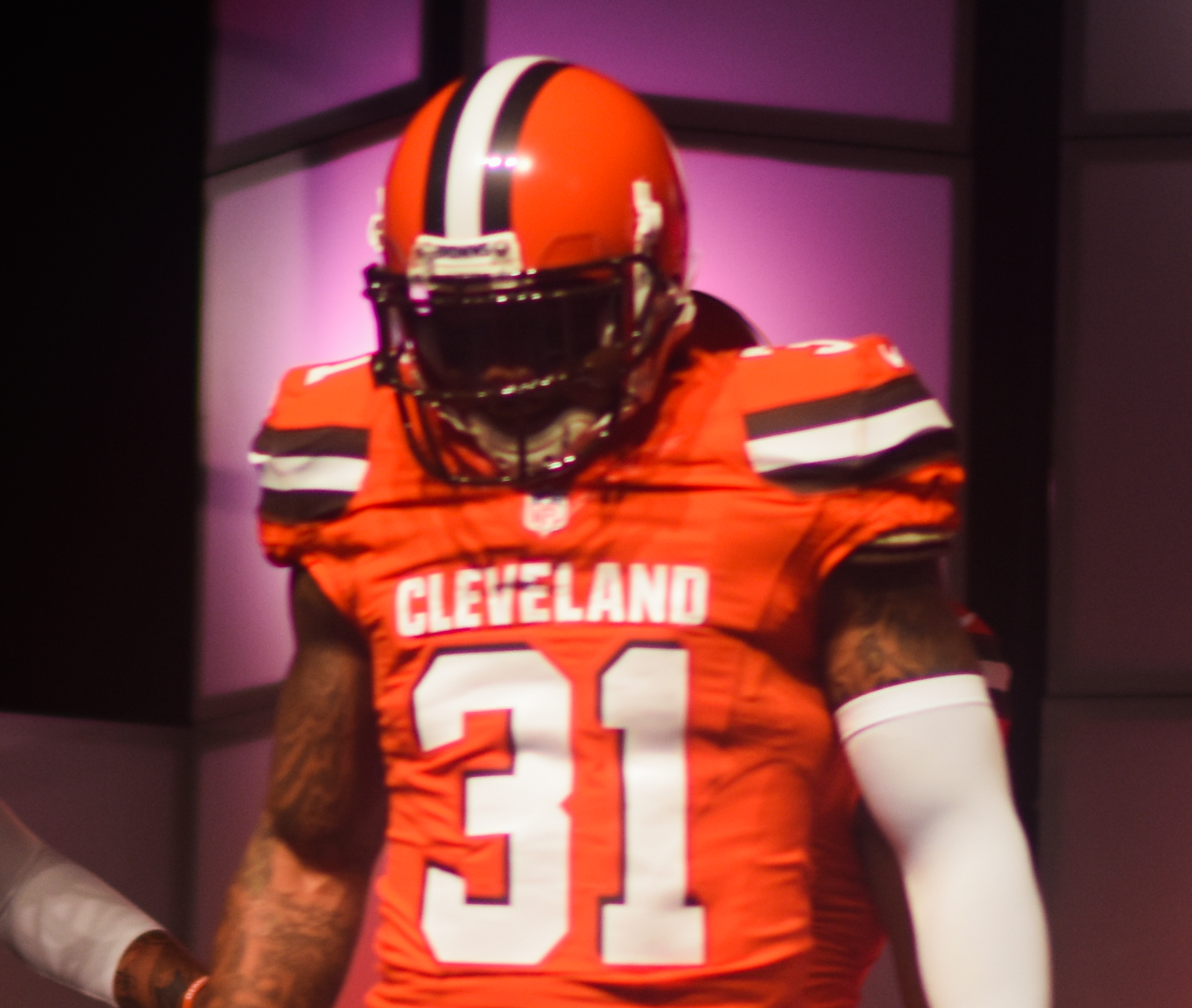 Cleveland Browns 87
