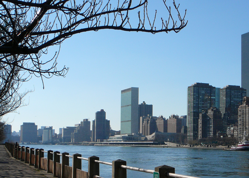 File:East River and UN.jpg