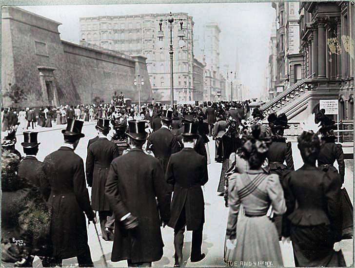 File:Easter parade Fifth Avenue 1897.jpg