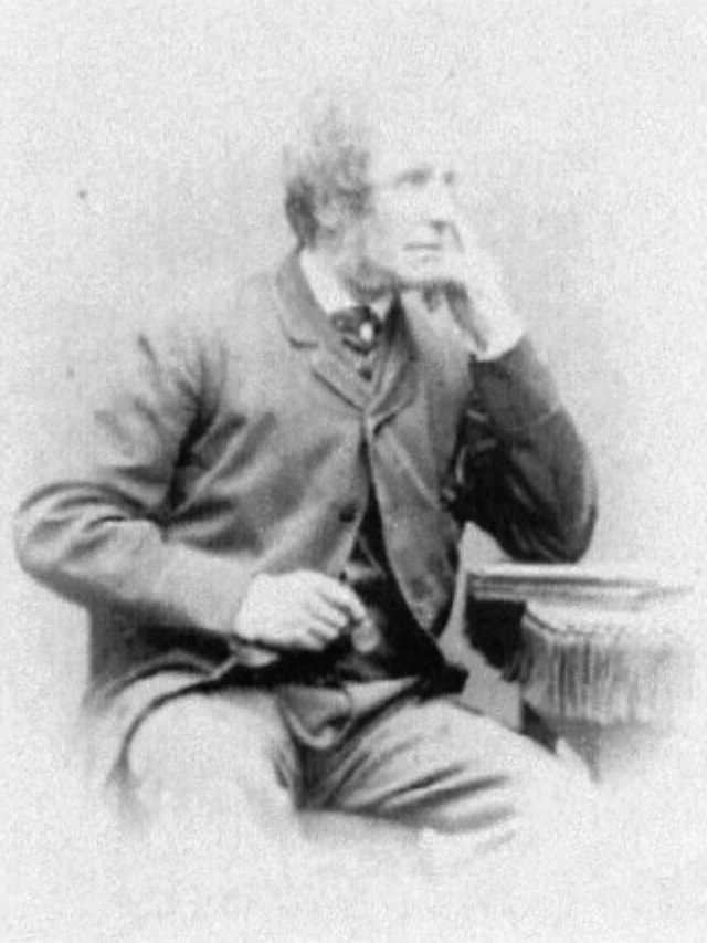 Image of Edward William Cooke from Wikidata