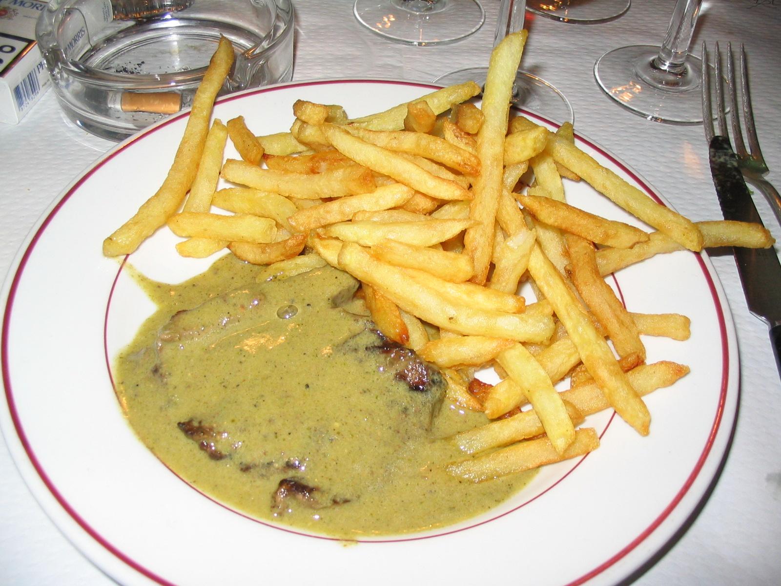 Sauce Entrecote Caf Ef Bf Bd De Paris Gen Ef Bf Bdve