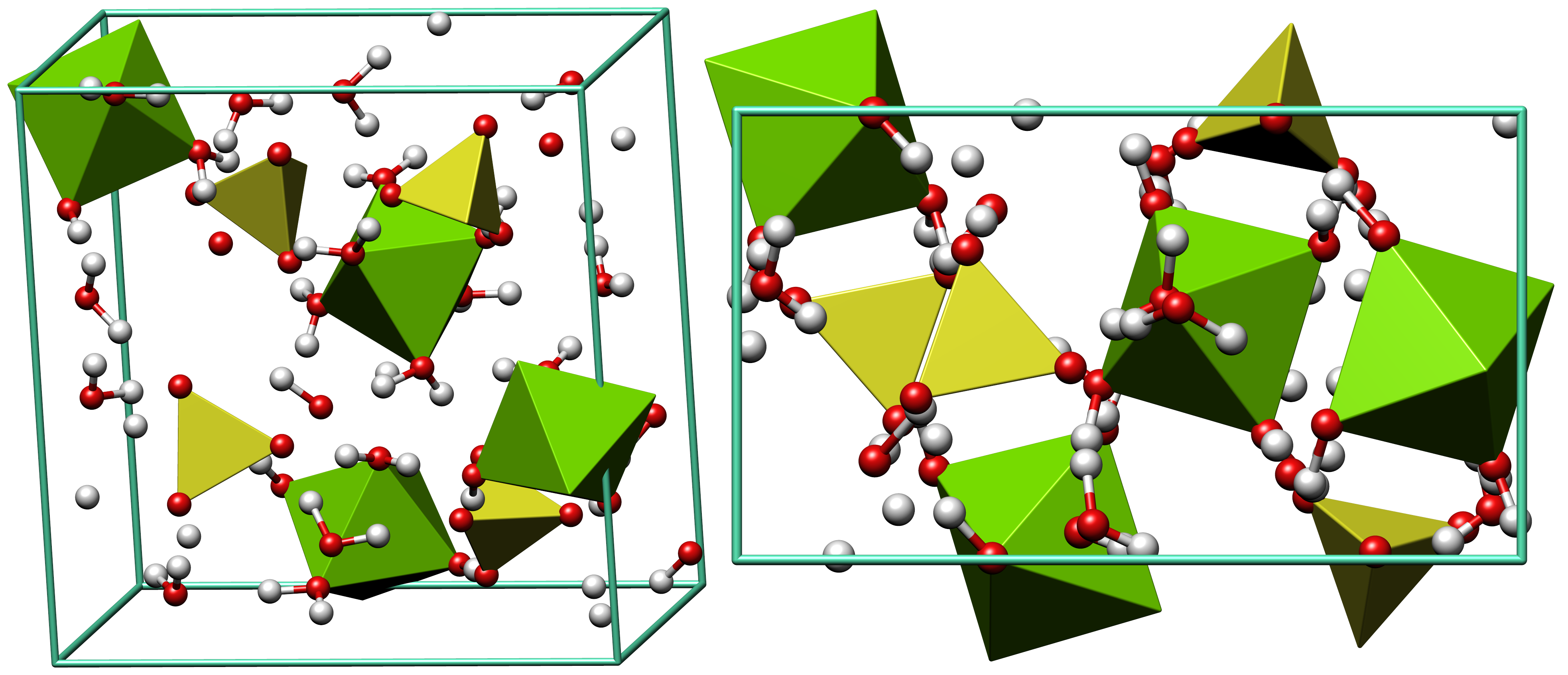 crystalline structures Similarities and difference between the fcc and hcp structure the face centered cubic and hexagonal close packed structures both have a packing factor of 074, consist of closely packed planes of atoms, and have a coordination number of 12.