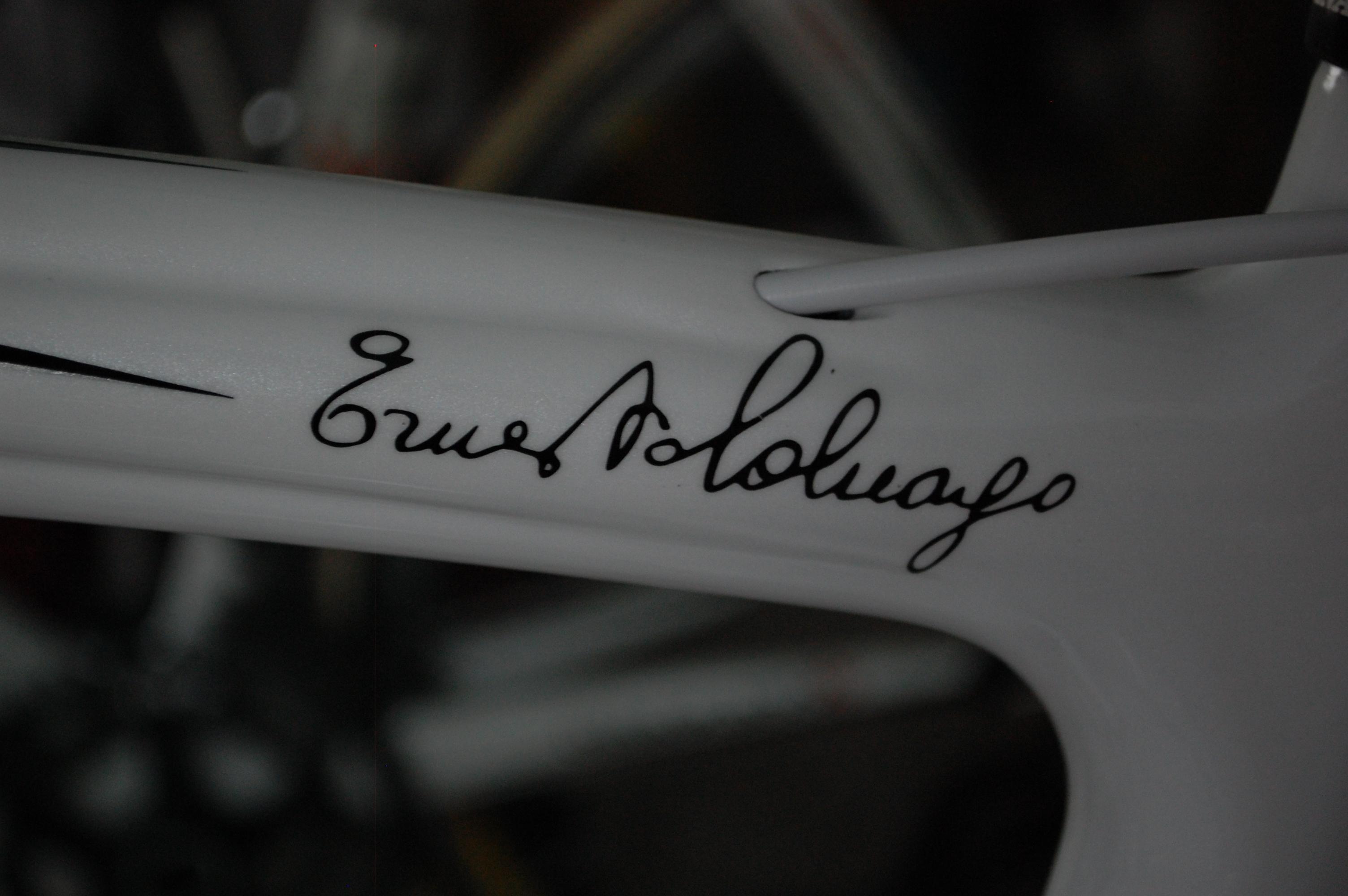 late 80 decal adesivi bici stickers Colnago Super Mexico 1978