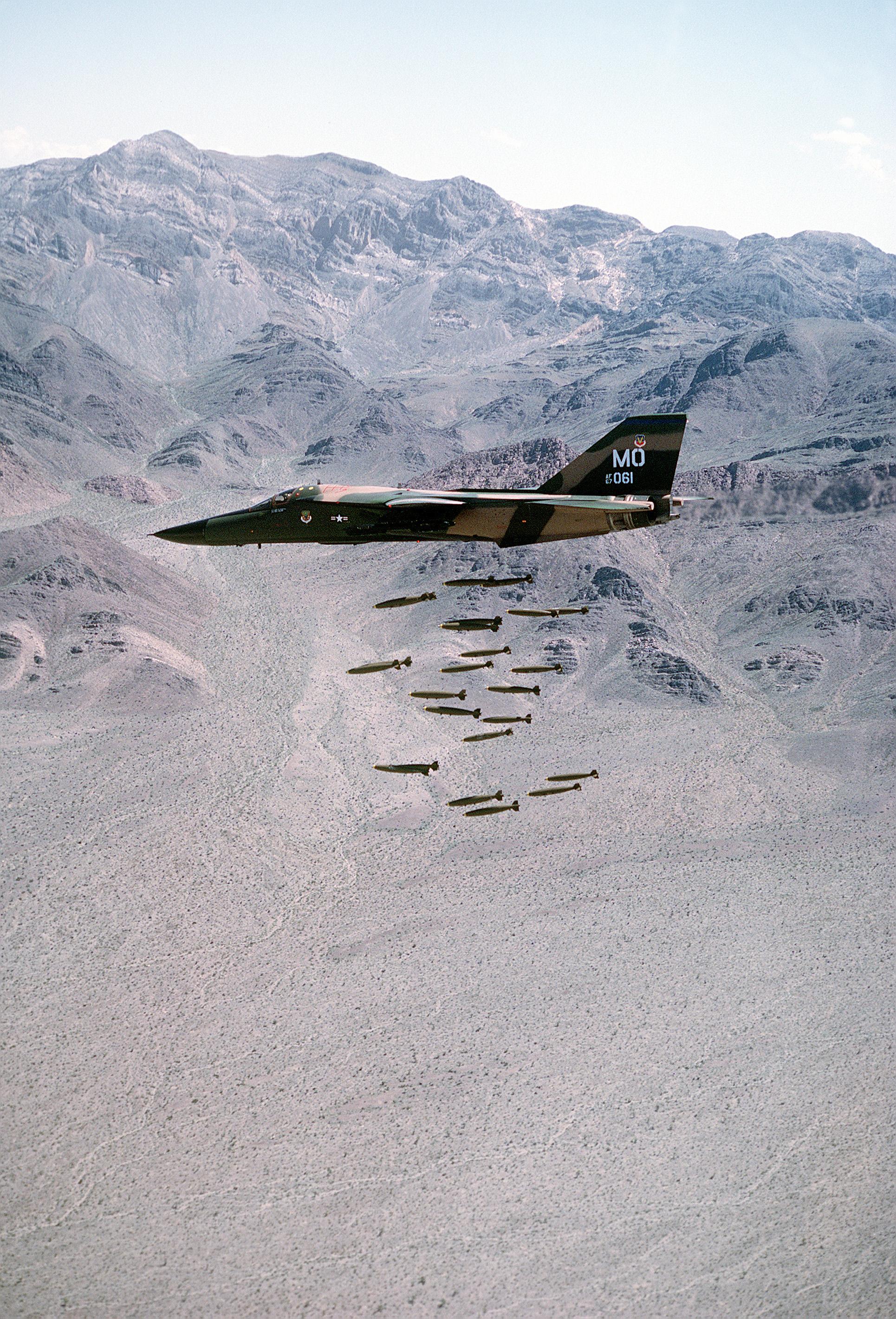 Cold Valentine: F-111