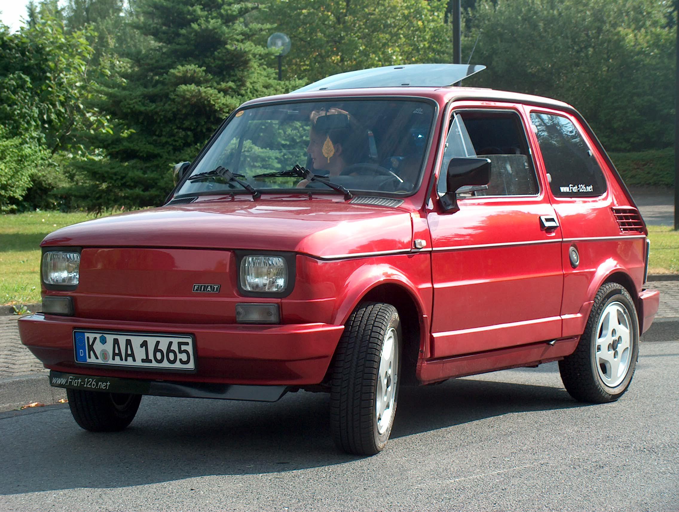 File Fiat 126 Bis Front Jpg Wikipedia