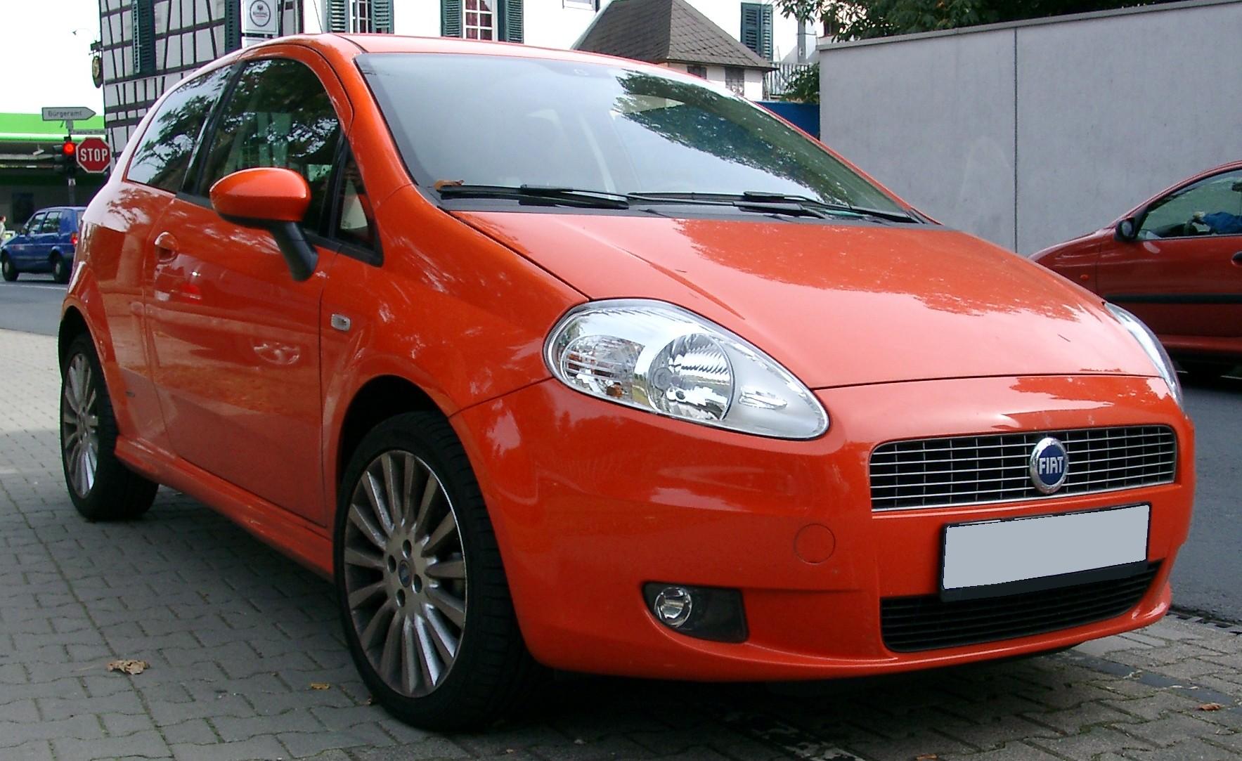 Fiat Punto 1.4 T-Jet