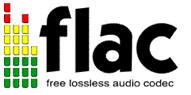 English: FLAC